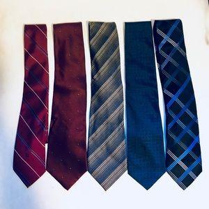 BCBG, Kenneth, Christian Dior Men's Tie